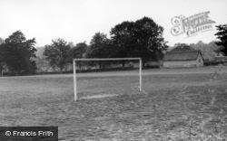 Recreation Ground c.1960, Fittleworth