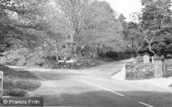 Road Junction c.1955, Fittleworth