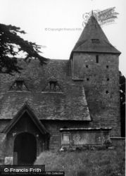 St Mary's Church c.1955, Fittleworth