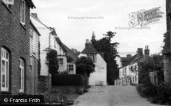 Swan Hill c.1960, Fittleworth