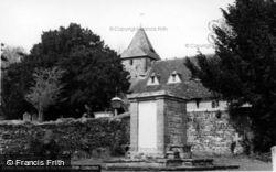 The Memorial c.1955, Fittleworth