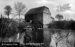 Fittleworth, The Old Mill 1914