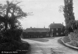 Fittleworth, The Swan Hotel 1898