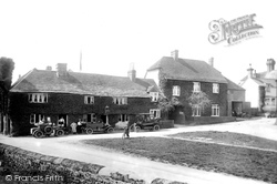 Fittleworth, The Swan Hotel 1914