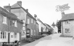 Fittleworth, The Swan Hotel c.1955