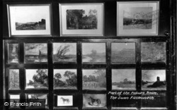 The Swan, Picture Room 1914, Fittleworth