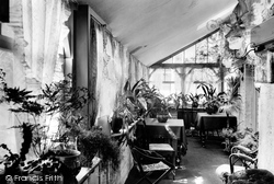 Fittleworth, The Swan, The Veranda 1920