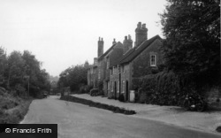 Fittleworth, The Terrace c.1955
