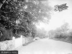 Tripp Hill 1932, Fittleworth