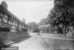 Fittleworth, Upper Village 1898