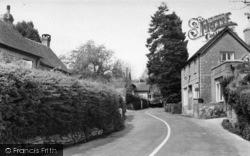 Village Stores c.1955, Fittleworth