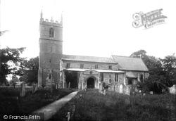 Fladbury, Church Of St John The Baptist 1901