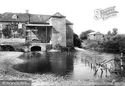 Fladbury, The Mill 1899