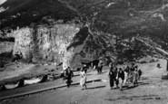 Flamborough, At The North Landing c.1932