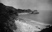 Flamborough, Big Thornwick Bay c.1932