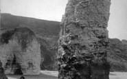 Flamborough, Eve Rock 1888