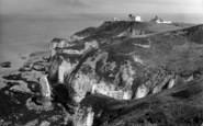 Flamborough, Eve Rock And The Fog Siren c.1938