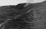 Flamborough, Head, The Lighthouse c.1870