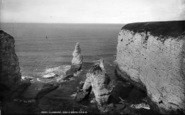 Flamborough, King And Queen Rocks 1897