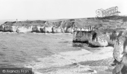 Flamborough, Lighthouse And Fog Siren Station c.1939