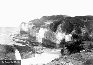 Flamborough, Silex Bay 1908