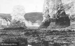 Flamborough, Silex Bay c.1870