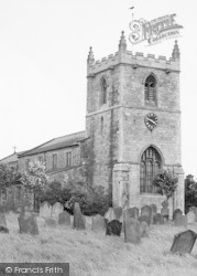 Flamborough, St Oswald's Church 1954
