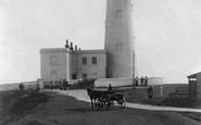 Flamborough, The Lighthouse 1908