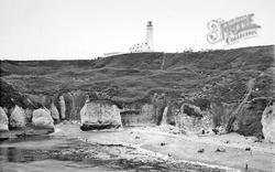 Flamborough, The Lighthouse 1954