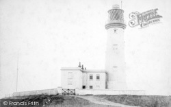 Flamborough, The Lighthouse c.1870