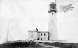 Flamborough, The Lighthouse c.1875