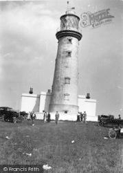 Flamborough, The Lighthouse c.1938
