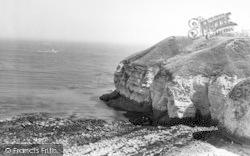 Flamborough, Thornwick Bay 1959