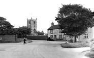 Flamborough, Village And Church 1954