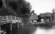 Example photo of Flatford Mill