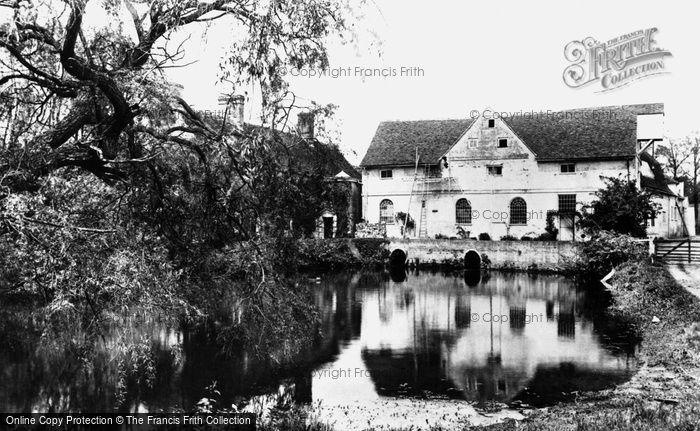 Flatford,the Mill 1907,Suffolk