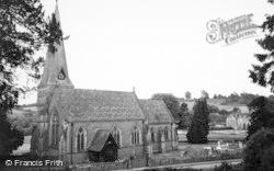 Flaxley, Abbey And Church c.1960