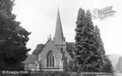 Flaxley, St Mary The Virgin Church c.1955