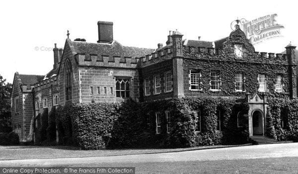 Flaxley, the Abbey c1955