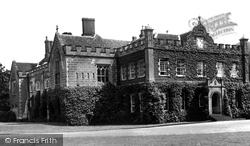 Flaxley, The Abbey c.1955
