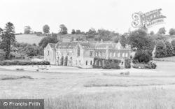 Flaxley, The Abbey c.1960