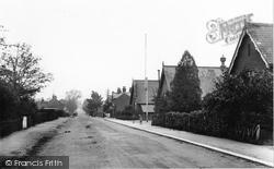 Fleet, Albert Street 1920