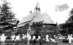 Fleet, All Saints Church 1903