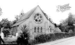 Fleet, All Saints Church c.1965