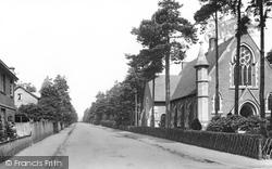 Fleet, Branksomewood Road 1908
