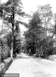 Fleet, Church Road 1903