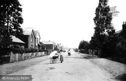 Fleet, Clarence Road 1908