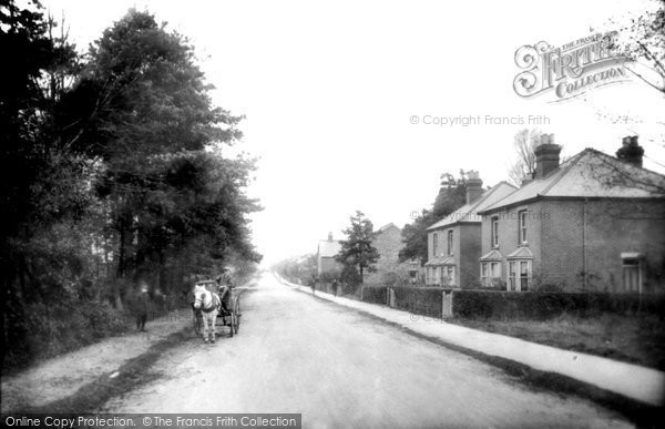 Fleet, Connaught Road 1920
