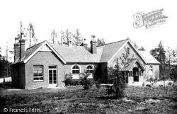 Fleet, Cottage Hospital 1903