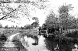 Fleet, Coxheath Bridge 1903